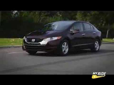 First Drive: 2009 Honda FCX Clarity