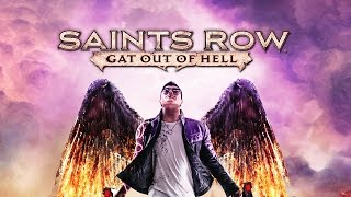 Saints Row: Gat Out of Hell (Standalone Expansion) - Announce Gameplay Trailer [UK]