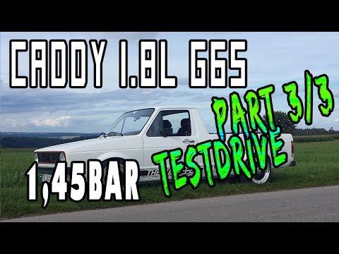 Theibach G65 G-Lader 1,45 Bar Ladedruck Testfahrt 3 | G65-Lader.de