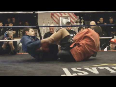 Vincent Beurrier vs David Juliano: Freestyle Sambo Superfight Image 1