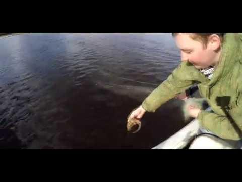 видео рыбалка весной браконьер