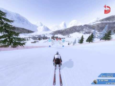 Lets play Wintergames - Wintersport Pro Saison 2006 - #01 - Austria 2022