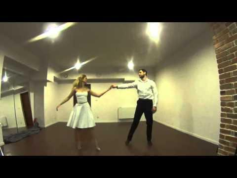 Pierwszy Taniec - Przykładowy Walc Angielski