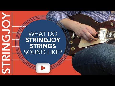 What do Stringjoy strings sound like?