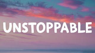 Download lagu SIA - Unstoppable (Lyrics)