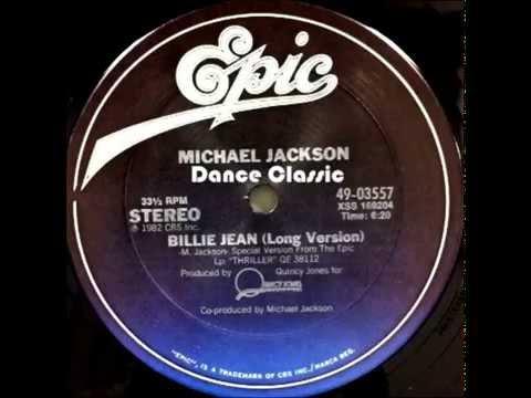 Michael  Jackson - Billie Jean (Long Version)