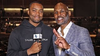 "Bernard Hopkins: WORRIED for Canelo! vs Danny Jacobs "" URBAN STYLE"""