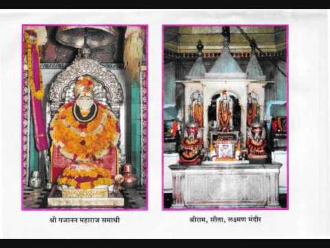 Aarti  ( Shree Gajanan Maharaj ) video
