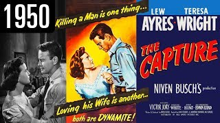 The Capture - Full Movie - GOOD QUALITY (1950)