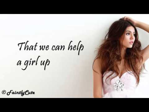 Victoria Justice - Girl Up - Lyrics