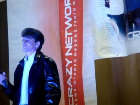 Андрей Мацевко  Чёрные глаза Каменец Подольский    видео с дебилами