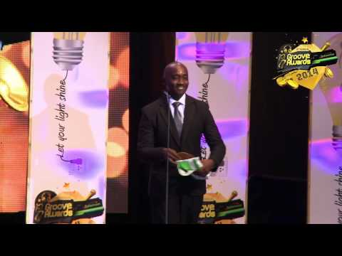 Skiza Ringback Tone - Groove Awards 2014 video