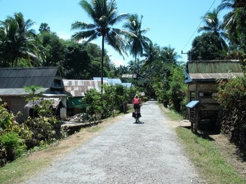 Cycling in Indonesia, Sulawesi (Celebes), long version