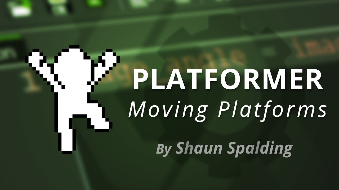 Game Maker Studio: Moving Platforms Tutorial [Platformer ...