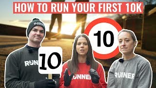 HOW TO Run Your First 10k | Running Tips For A 10k Race