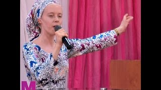 Sister Rebecca Singing at August 2015 PMCH - Dr DK Olukoya