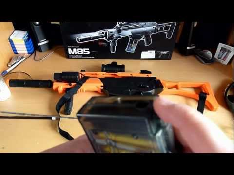 M85 BB Gun Unboxing and Review