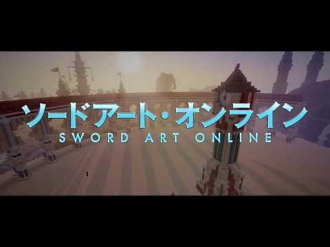 [Trailer] Sword Art Online France | MMORPG Minecraft Server [SAO]