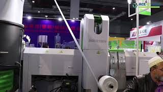 ACS-pro Compacting and pelletizing system--Plastic recycling machine--aceretech