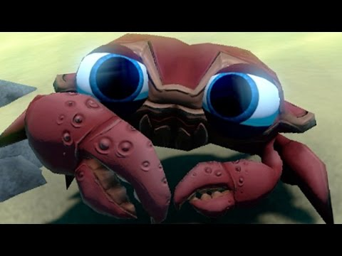 HELL YEAH I'M A CRAB - Feed and Grow (Crab Madness)