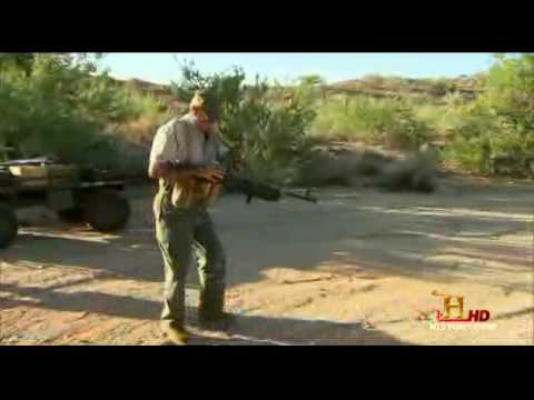 English BREN gun  Vs american B.A.R