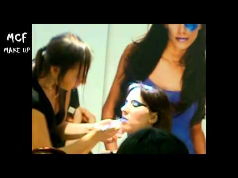 taller de maquillaje para pasarela con analia gomez lima