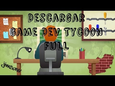 Descargar Game Dev Tycoon 1.4.5 Completo Ultima version