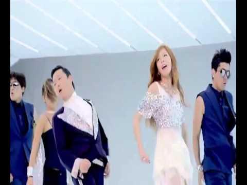 Gangnam Style Psy Ft  Hyuna Español Oficial Hd video