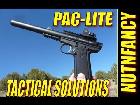 Tactical Solutions Ruger Mk II .22: