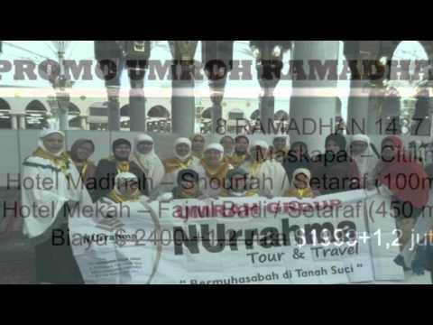 Gambar promo umroh ramadhan 2016