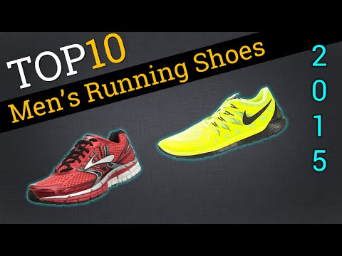 Top 10 Men's Running Shoes 2015   Best Runners Shoe Review