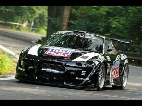 650 HP Mitsubishi Eclipse Gsx Hill Climb Rally Car - 2012 Czech Champion