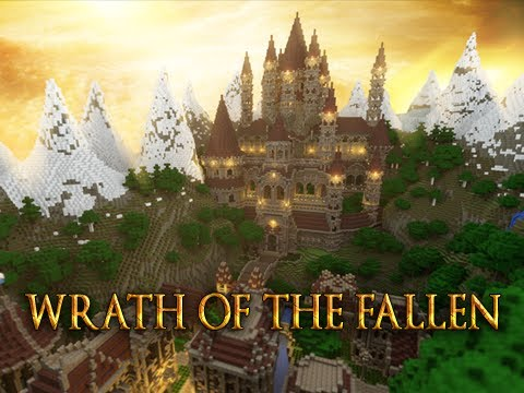 Wrath of the Fallen Minecraft Adventure Map