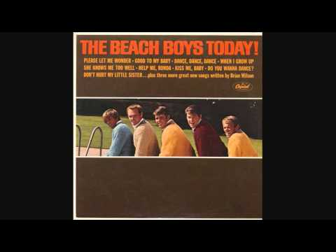 The Beach Boys  - Good To My  Baby   true stereo mix