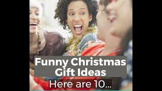 Funny Christmas Gift Exchange Ideas