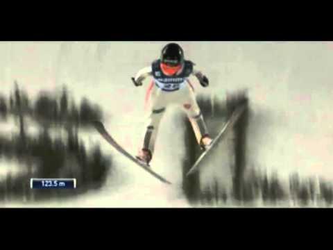 Ski jumping World Cup 2016 Ladies. Oslo. Ema Klinec (SLO)