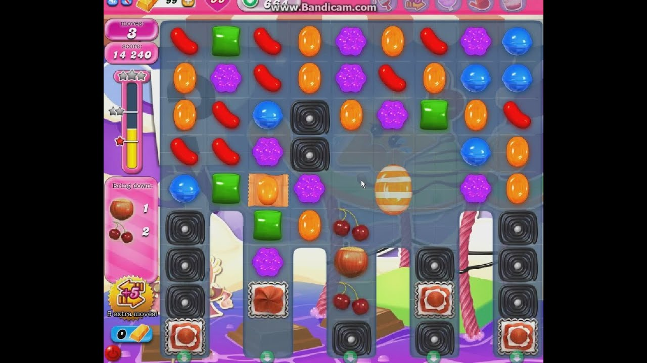 candy crush level 910 how to win