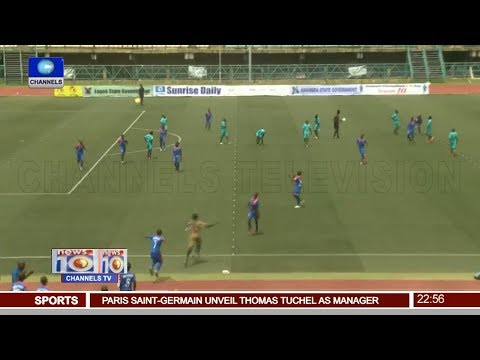 Channels Int'l Kids Cup Day One Records 12 Goals