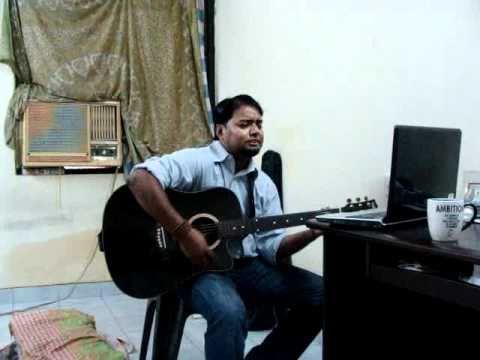 Ajay Shekhar singing Bin Tere Kya Hai Jeena.
