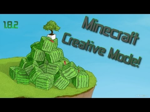 Minecraft: Xbox 360 Edition Creative Mode Thoughts/Review