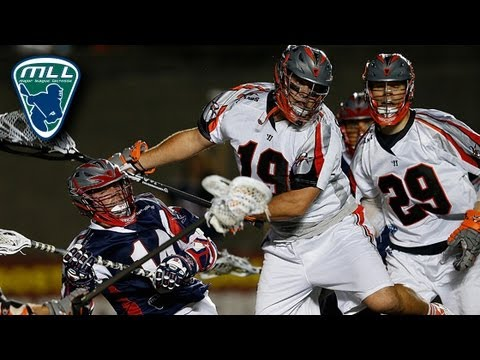 Week 3 Highlights: Denver Outlaws at Boston Cannons