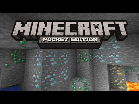 MORE DIAMONDS EMERALDS SEED Minecraft Pocket Edition Seed 0.9.0 RARE