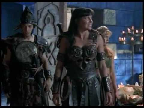 Xena Bloopers - Seasons 2&3 video