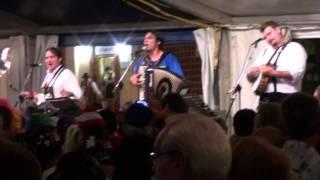 Alex Meixner Band at Wurstfest  in New Braunfels, TX