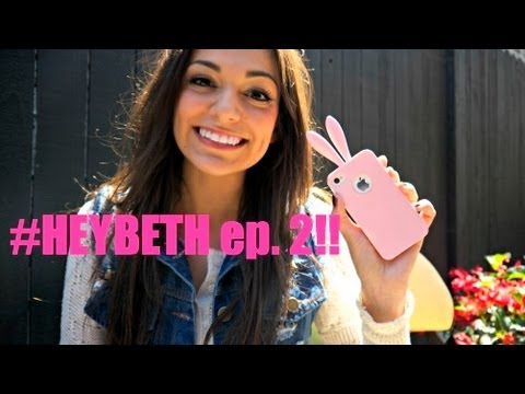 #HEYBETH: Ep: 2 & P.O Box announcement!!