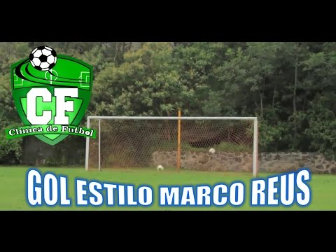 EL RETO - GOL ESTILO MARCO REUS