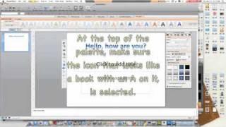 PowerPoint tutorials