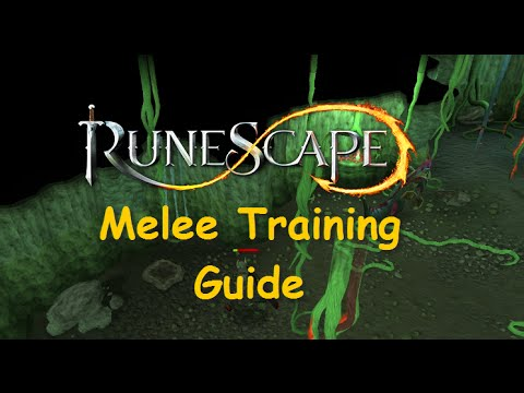 Runescape Training Guide: 1 99 Melee Combat Guide Legacy Mode 2015 iAm Naveed