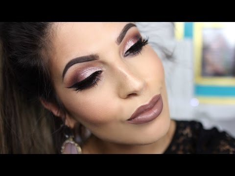 Fall Smokey Eyes Makeup Tutorial 2015