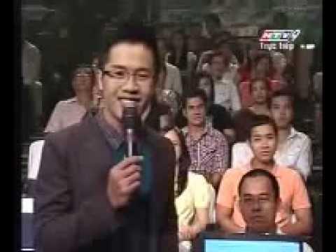 Nguoi dan chuong trinh truyen hinh 2009 - MC Dem chung ket 4